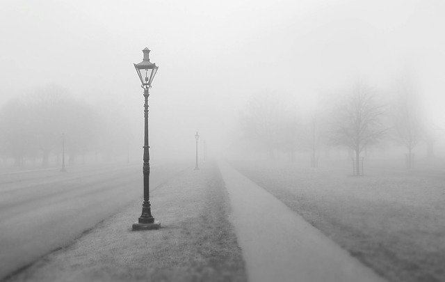 Grey Fog, When Depression Flourishes